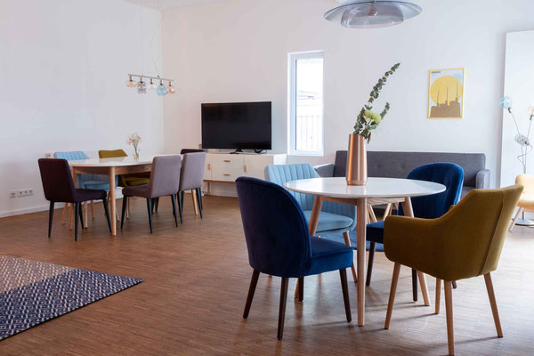 Coworking-Space, NewWork und kreatives Tagen in Hannover