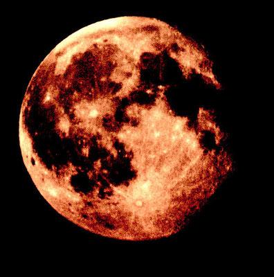 der selbe Mond, anderes Aufnahmeformat