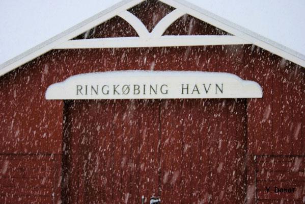 Schneetreiben pur - perfektes Winterwetter!