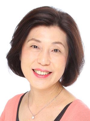 前尾津也子 (一社)日本朗読検定協会認定プロフェッサー
