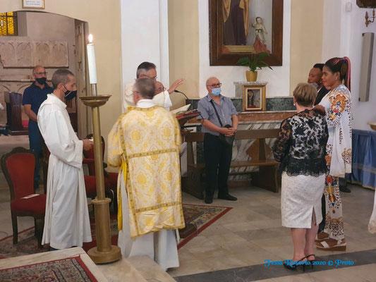 Battesimo di Francesco