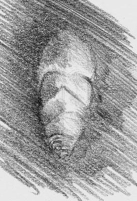 Lingulina carinata, foraminiphère