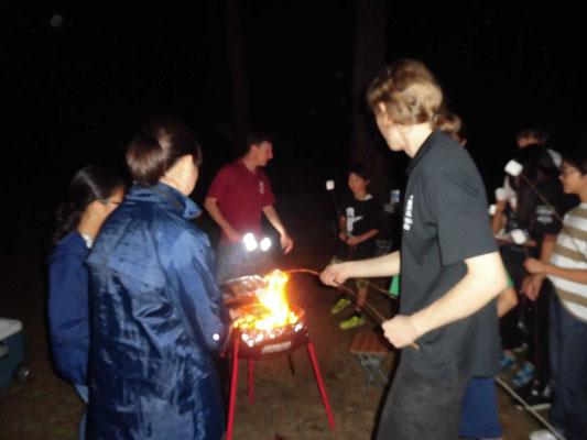 楽しいキャンプでした!