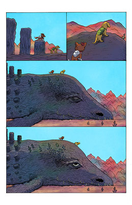 Shiprock & Anchordog. Written by Evan Curran and illustrated by Gregery Miller, 2014.