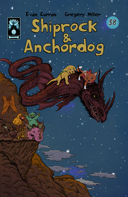 Shiprock & Anchordog Issue 1 Sample