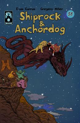 Shiprock & Anchordog Issue 1 Sample