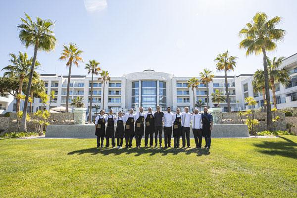 Hotel Conrad Algarve, 2020