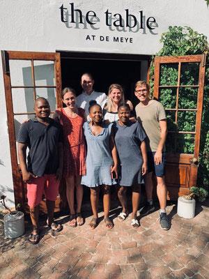 The Table at De Meye, Stellenbosch 2020