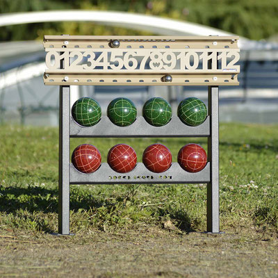 BocceBall scoreboard