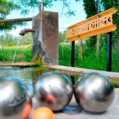 boule, bocce and petanque accessory
