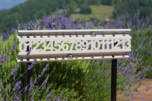 Bocce Score board