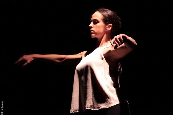 """""""Reste""""Gabriela Gómez Abatida ©Eva Doreau"""