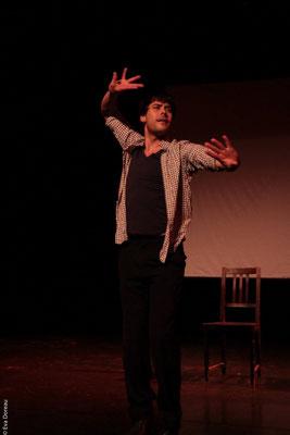 """""""Seul en flamenco"""" Carlos Ruiz ©Eva Doreau"""