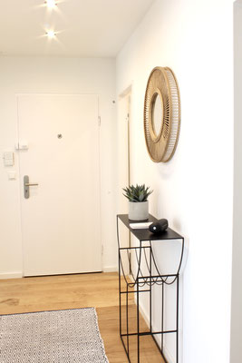 Home Staging Flur