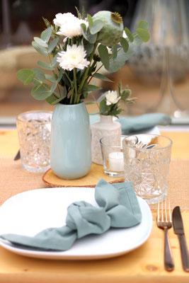 Dekoverleih Vase Mint