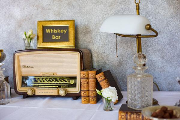 Dekoverleih Radio Vintage