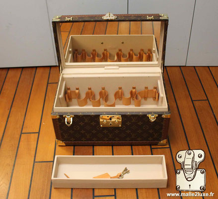 Vanity Louis Vuitton vintage