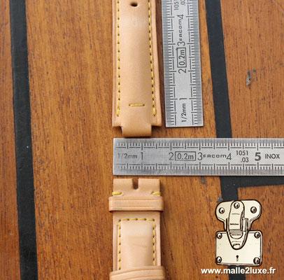 Montre Louis Vuitton rare 33 34 35 mm