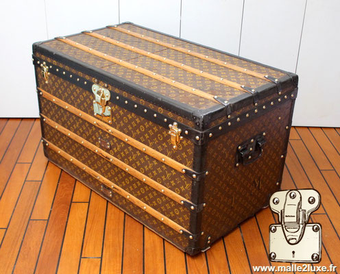 trunk louis vuitton