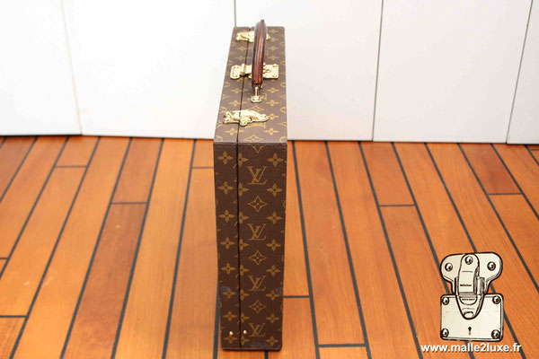 Valise diplomate Louis Vuitton 1991 suitcase