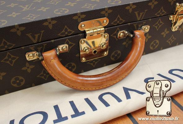 Valise diplomate Louis Vuitton M53020 mini serrure
