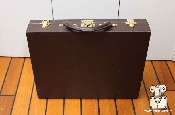 Valise a montre louis vuitton