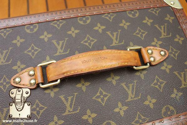 Vanity Louis Vuitton poignée en cuir