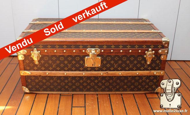 malle aéro Louis Vuitton