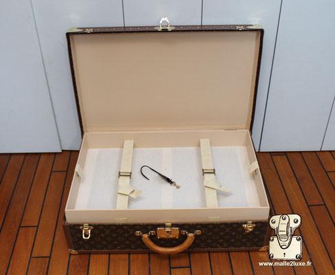 Valise alzer 70 Louis Vuitton vintage dedans