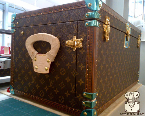 Malle aventurier Louis Vuitton