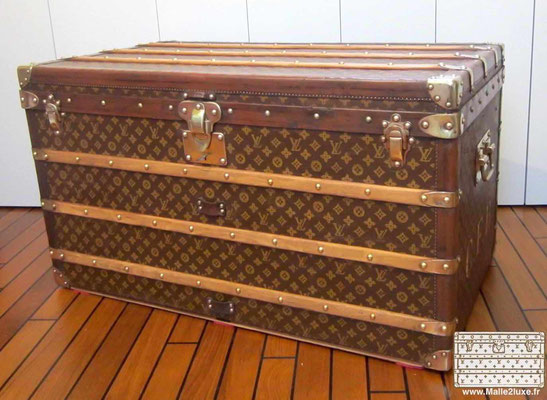 perfect louis vuitton mail trunk