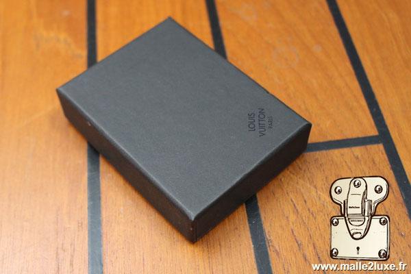 Jeux de carte Louis Vuitton Damier   Modele : jeux de 52 cartes