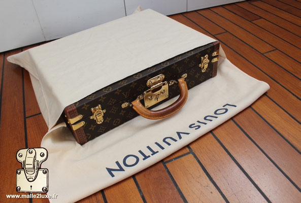 Valise Président Louis Vuitton 1989 M53012