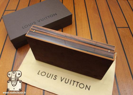 superbe boite Louis Vuitton a cigare superbe