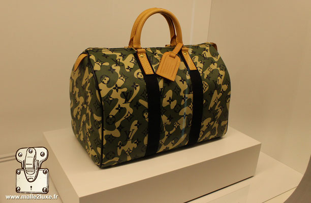sac defilé Louis Vuitton