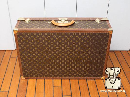 Valise alzer 70 Louis Vuitton vintage dessus