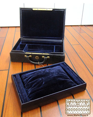 Louis vuitton jewelry box lock