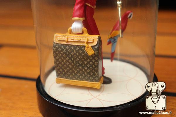 Groom Louis Vuitton boule a neige, cadeau VIP