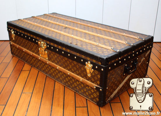 malle cabine louis vuitton ancienne