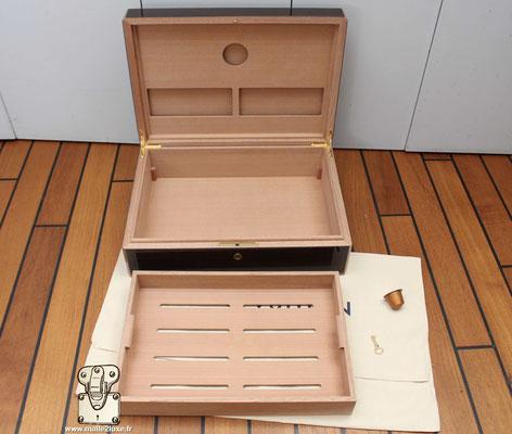 malle a 150 cigares Louis Vuitton