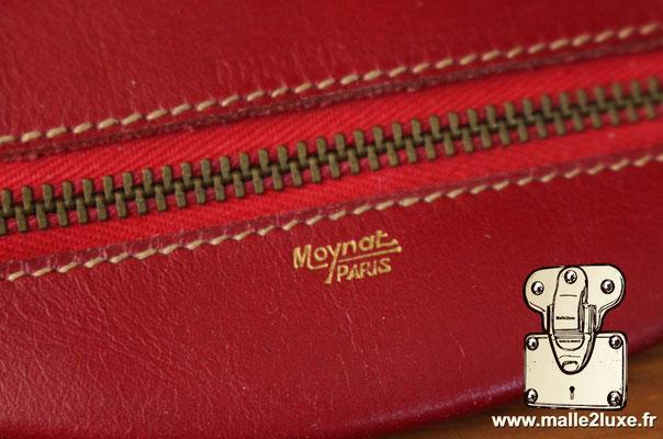 porte monnaie Moynat paris vintage collection