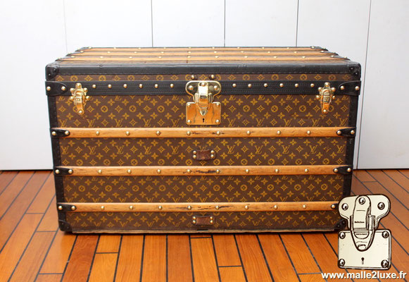 malle courrier louis vuitton