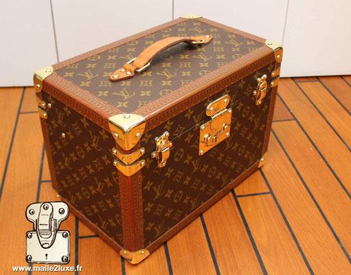 Vanity Louis Vuitton valise pour femme