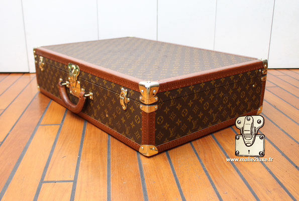 Valise bisten 70 Louis Vuitton 1980