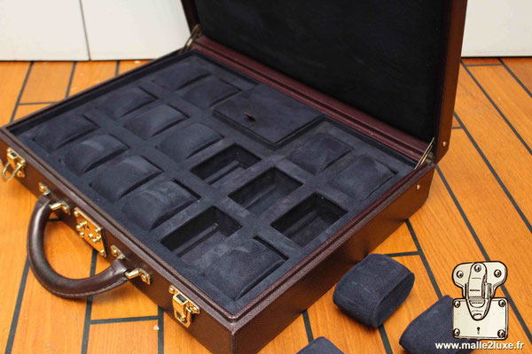 Box suitcase Louis Vuitton for Rolex