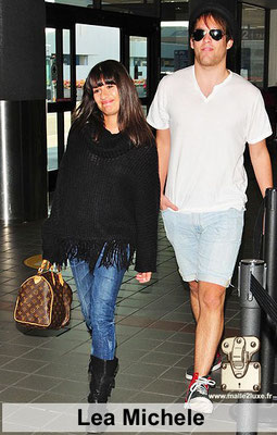Lea Michele star qui adore Louis Vuitton les sacs a main de luxe