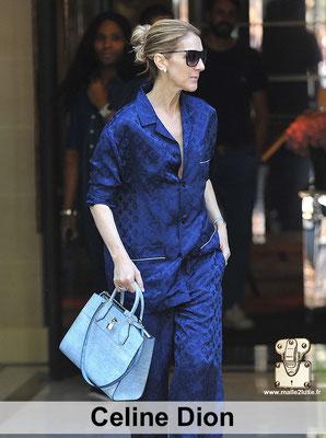 Celine Dion adore la france et adore Louis Vuitton de Las Vegas a paris elle aime la france et paris