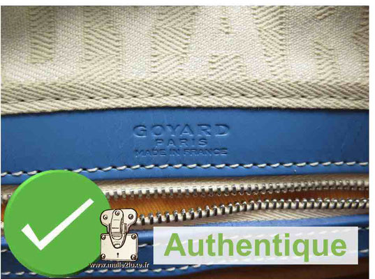 authentic goyard bag