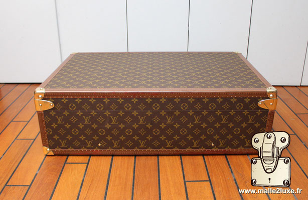 Valise alzer 70 Louis Vuitton arrière