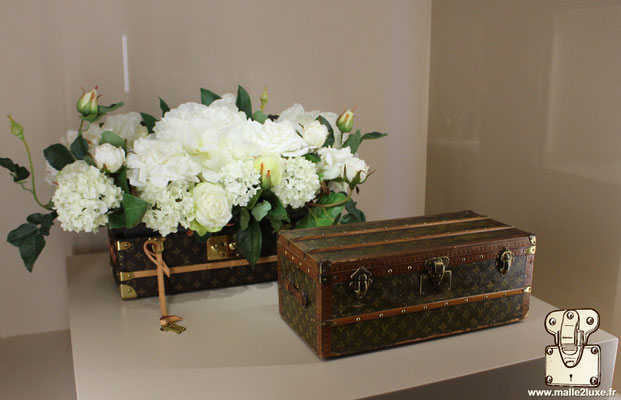 mini malle a fleur Louis Vuitton